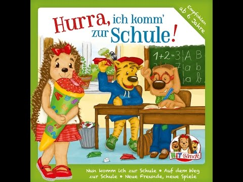 HIT-Bande - Hurra, Ich Komm' Zur Schule (HIT-BANDE) [Full Album]