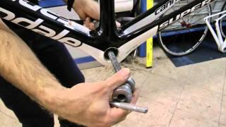 Montaggio Bicicletta Da Corsa, Movimento Centrale