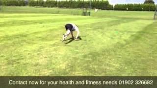 Halfpenny Health Agility Training