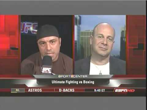 Joe Rogan UFC vs Boxing