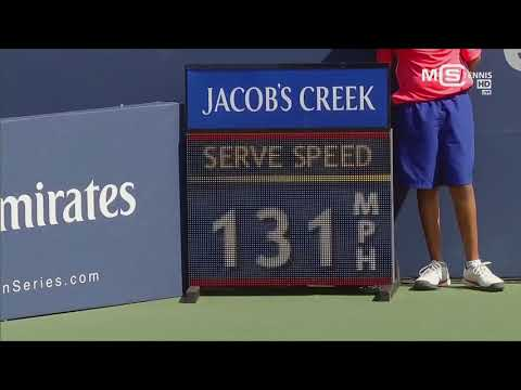 Sabine Lisicki, record serve: Science explains why female