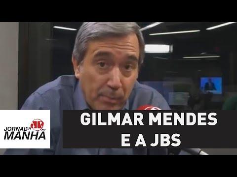 As ligações entre Gilmar Mendes e a JBS são perigosas e merecem atenção | Marco Antonio Villa