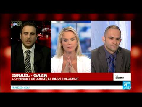 Israël - Gaza : L'offensive Se Durcit, Le Bilan S'alourdit (Partie 2) - #DébatF24