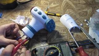 ремонт вібромасажера