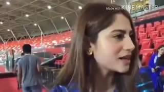 Neelam Muneer Punjabi Song For multan Sultan in PSL 2018