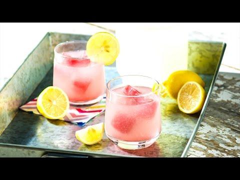 Lemonade with Cranberry Juice