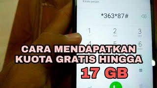 Trik mendapatkan kuota GRATIS TELKOMSEL hingga 17 GB TERBUKTI !