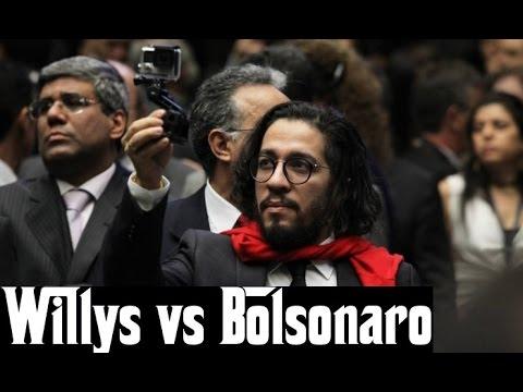 Apóstolo Ezequiel Teixeira pedirá cassação do mandato de Jean Wyllys por cuspir em Bolsonaro