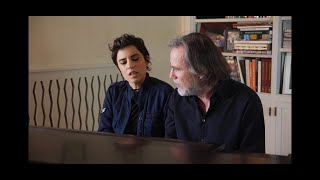 """Jackson Browne & Leslie Mendelson """"A Human Touch"""" from 5B - OFFICIAL MUSIC VIDEO"""