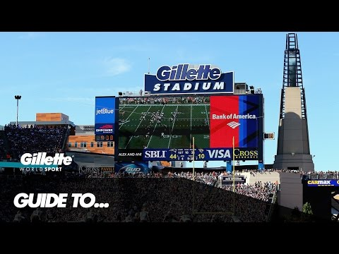 Guide to Gillette Stadium | Gillette World Sport