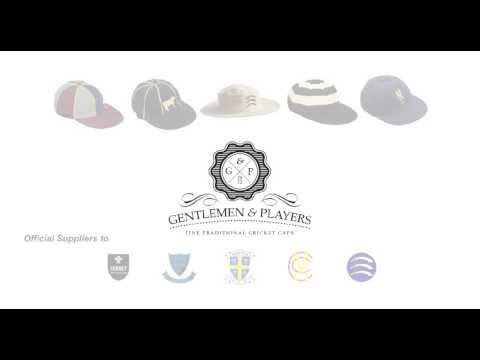 Gentlemen & Players Fine Traditional Cricket Caps