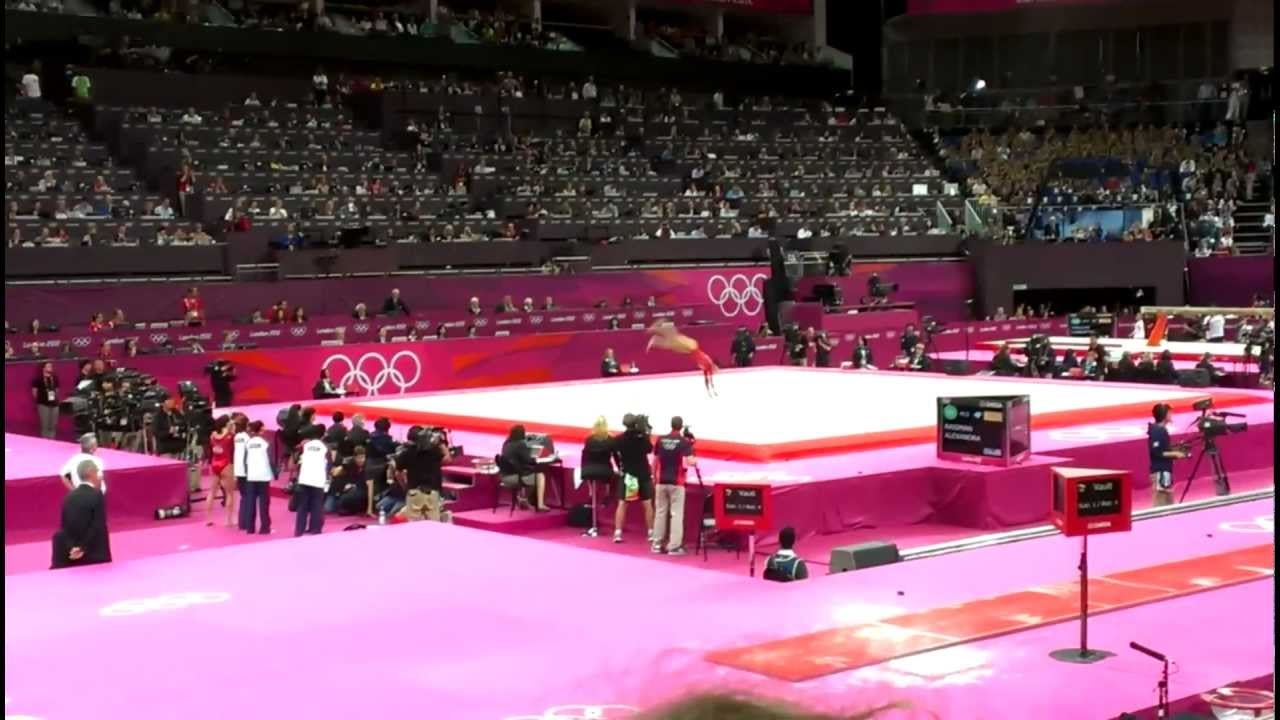 Aly Raisman London 2012 Olympics Gymnastics Youtube