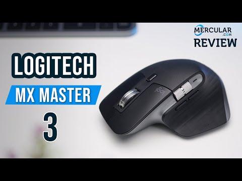 รีวิว Logitech MX Master 3  เมาส์ไร้สาย ตอบโจทย์คนทำงาน