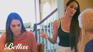 Nikki Bella debates who will walk her down the aisle: Total Bellas Preview Clip, June 24, 2018