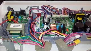 Неисправность Холодильника ХИТАЧИ (HITACHI) R-C6800U. Отсутствует Охлаждение и Замораживание.