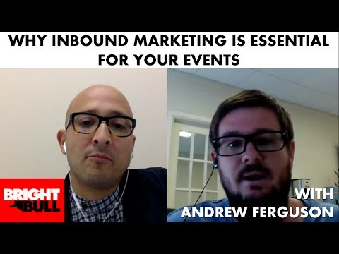 Inbound Marketing Stories: Andrew Ferguson from BrainXchange
