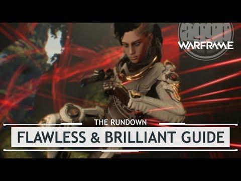 Warframe: Expert's Guide to Flawless & Brilliant Eidolon Runs [therundown]