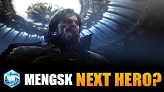 Arcturus Mengsk NEXT HERO teased??