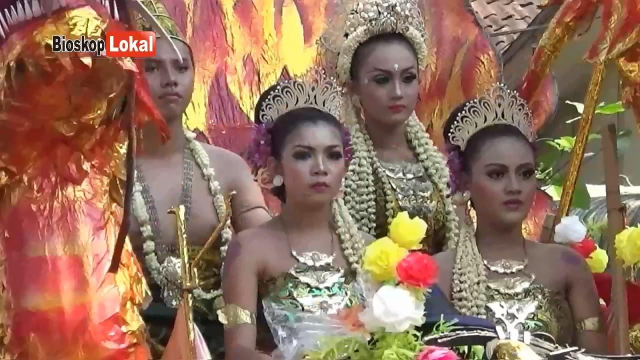 4 Karnaval Unik Ala SMP MTS Kerajaan Nusantara & Kerajaan