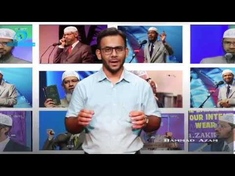 Zakir Naik is attacked by Media RSS BazrangDal