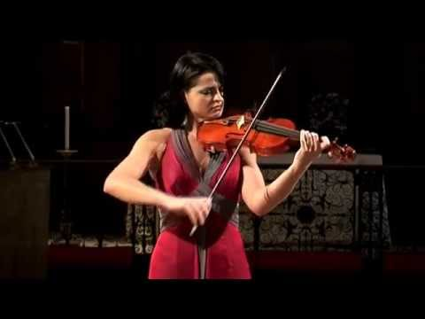 Lana Trotovsek - Bach Sonata No.1 (Adagio)