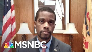 Download lagu Mayor Carter: The Healing 'Goes Far Deeper Than Just This One Case' | Andrea Mitchell | MSNBC