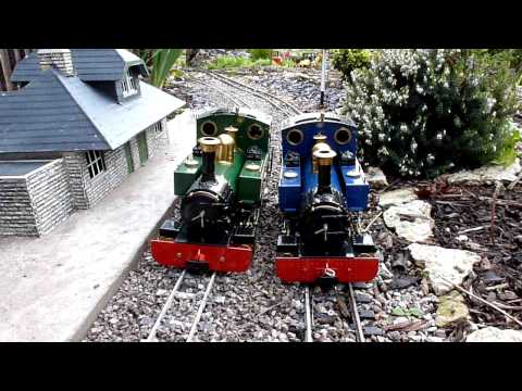 Garden Railway Gauges Explored