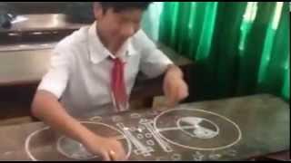 """Thanh niên cứng đánh DJ cực đỉnh bài """"Hai Cô Tiên """" -"""