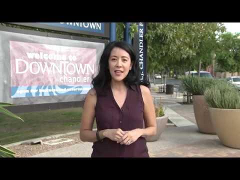 Getting Around Downtown Chandler