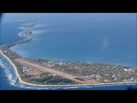 "Sinking Pacific island of Tuvalu messing up ""Climate Change"" narrative by growing (Limbaugh)"