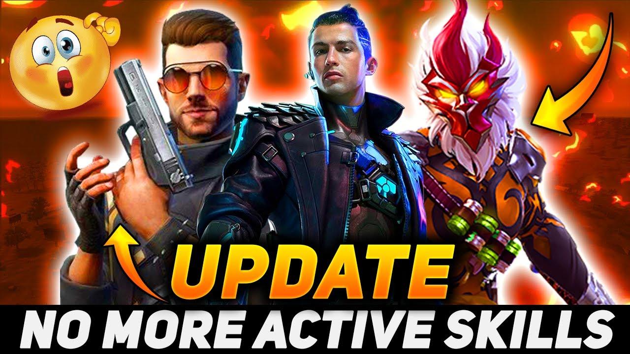 No More ACTIVE SKILL because of This !!😲🔥 ( FF BAN IN NEPAL ? ) - Gaming Aura