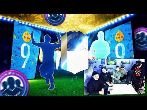 FIFA 18: FUT BIRTHDAY Pack Opening ESKALATION mit der CREW 😱🔥
