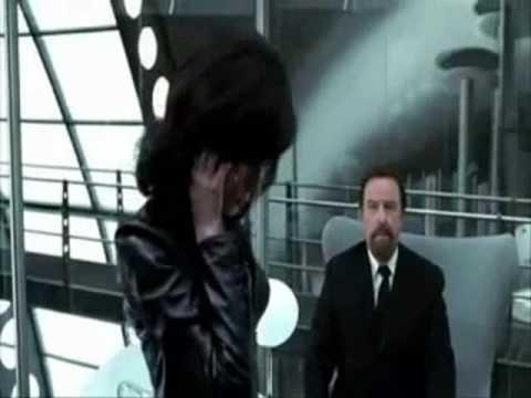 Michael Jackson's cameos in Men In Black II