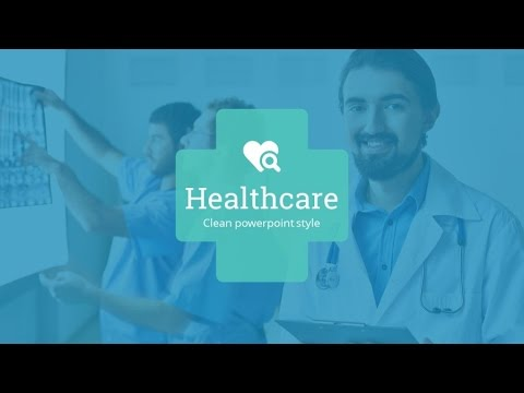 medical presentation powerpoint template youtube