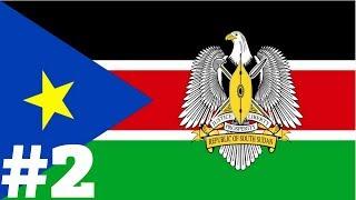 Geopolitical Simulator 4 2018 - South Sudan - pt 2: Growing GDP