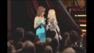 Download Dolly Parton singing How Blue for Reba McEntire MP3 song and Music Video