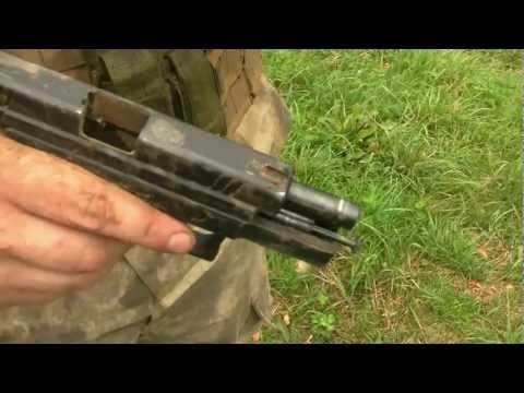 Springfield XD (HS2000) Over the Beach Test: A Better Glock