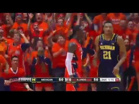 Fighting Illini Basketball 2015-16 Hype Video