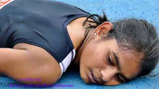 WOMEN'S  5000m RUN  FINAL.  78th  ALL INDIA INTER-UNIVERSITY ATHLETICS CHAMPIONSHIPS: 2017-18