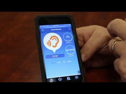 Bewarned App for Deaf and Hard of Hearing