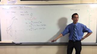 Volume Involving Trigonometric Functions & Identities