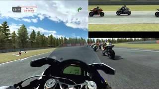 SBK 2011 Game Play + Replay