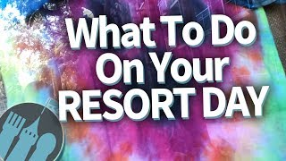 What To Do In Disney World When You're NOT In the Theme Parks!