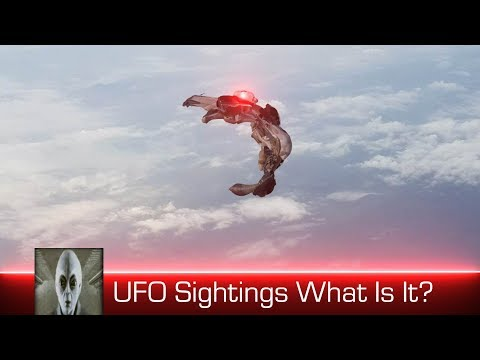 UFO Sightings What Is It May 16th 2018