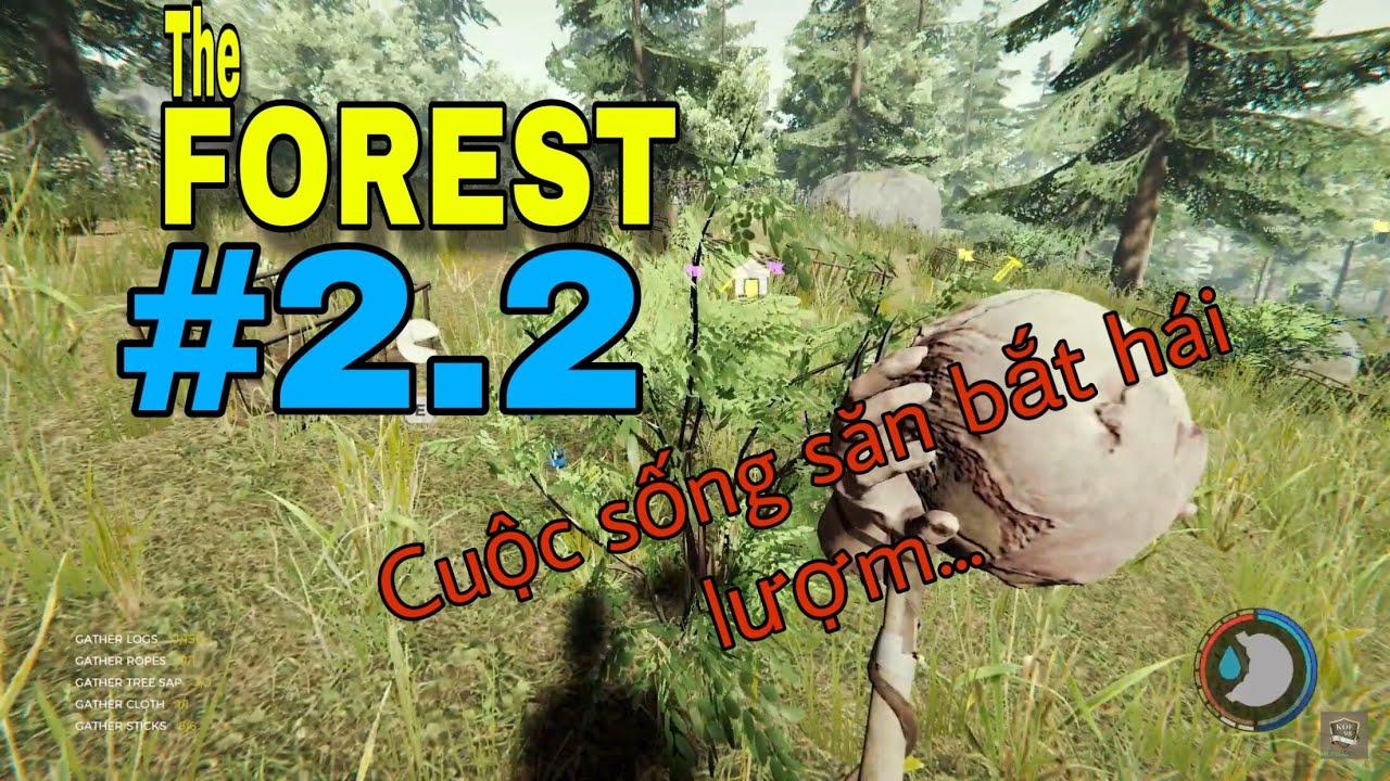 [Live Game] The forest #2.2 kinh dị đêm muộn tiếp tục sinh tồn với bộ tộc ăn thịt người.