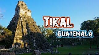 Tikal: Guatemala, Lost Mayan Civilization
