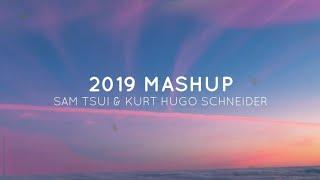 2019 YEAR END MASHUP: Every hit songs in 3 minutes (Lyrics) - Sam Tsui \u0026 Kurt Schneider