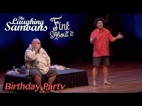 "The Laughing Samoans - ""Birthday Party"" from Fink About It"