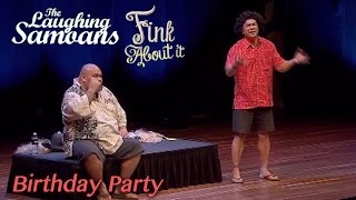 """The Laughing Samoans - """"Birthday Party"""" from Fink About It thumbnail"""