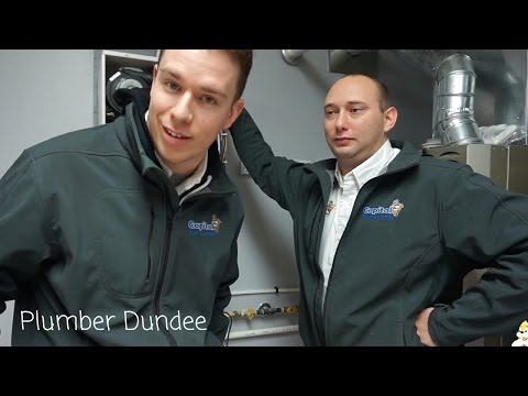 Plumber Dundee Explains The Benefits Of A Navien Water Heater